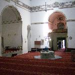 Interno della moschea di Murat I (parte nord)