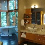 Bathroom in the 11000 sq ft House