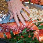 Bon Marche Giant Shrimp