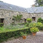 Converted stables, now cottages