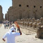 Luxor tempio di karnak