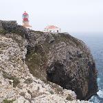 Lighthouse at Cabo de Sao Vicente