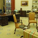 Ford's Oval Office