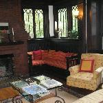Lovely main living room