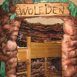 Den for LITTLE wolves