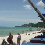 Beach at Chaweng Resort