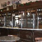 El Cordano - old bar behind the presidential palace. Two Piisco Sours, please., there's no rush,