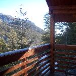 View from Balcony of cabin #16