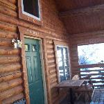 Balcony cabin #16