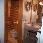 bathroom cabin #16