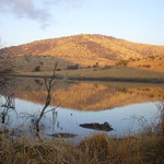 Waterhole -Pilansberg National Park SA.