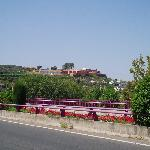 A Distant View From the Town