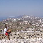 View from Pyrgos