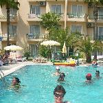Hotel Golden Sun Foto