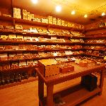 biggest walk in humidor in latin america all cuban cigars