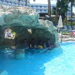 pool grotto in st george