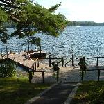 North Woods Inn waterfront