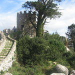 castle of the moors - 10th cent.