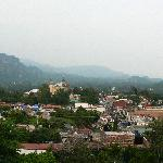 Tepoztlan from La Posada terrace