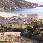 LES DUNES et la plage de TIZZANO