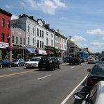 Georgetown M Street
