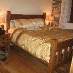 Lovely giant bed