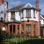 Griffith house BB facade