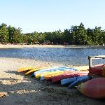 Beach & Rental Kayaks