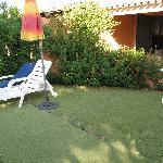 giardino villetta