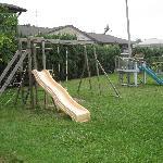 Villager Lodge Motel- Outside playground