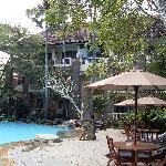 Pool at Kumala Pantai & Y block