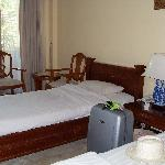 Twin room Y block Kumala Pantai