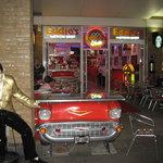 Both Elvis and Diner 'sadly lacking'