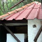 tetto bungalow e sicurezza (fili scoperti)