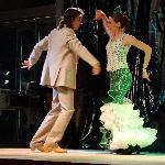 soiré flamenco olè