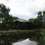 Das Hauptgebäude