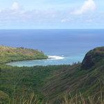 Sella Bay Overlook