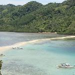 the sandbar that made snake island famous