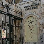 Entrance Gate to Christ Church - Jaffa Gate