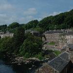 New Lanark buildings