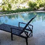 patio of swim up rm.
