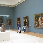 Inside the Beaux-Arts Museum