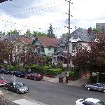 View of neighboorhood off deck