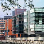Hafencity, a huge and modern development project