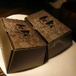 Chocolate / チョコのお土産