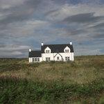casa scozzese in campagna