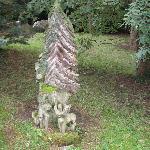 Souche d arbre style Vallée Noble