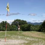竹内でパターゴルフ