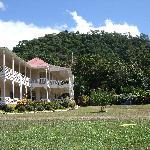Villa Vailima to Mt. Vaea