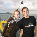 Rangitoto Island Sailing trip